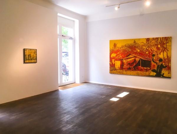 Galerie Tore Suessbier Berlin 2016