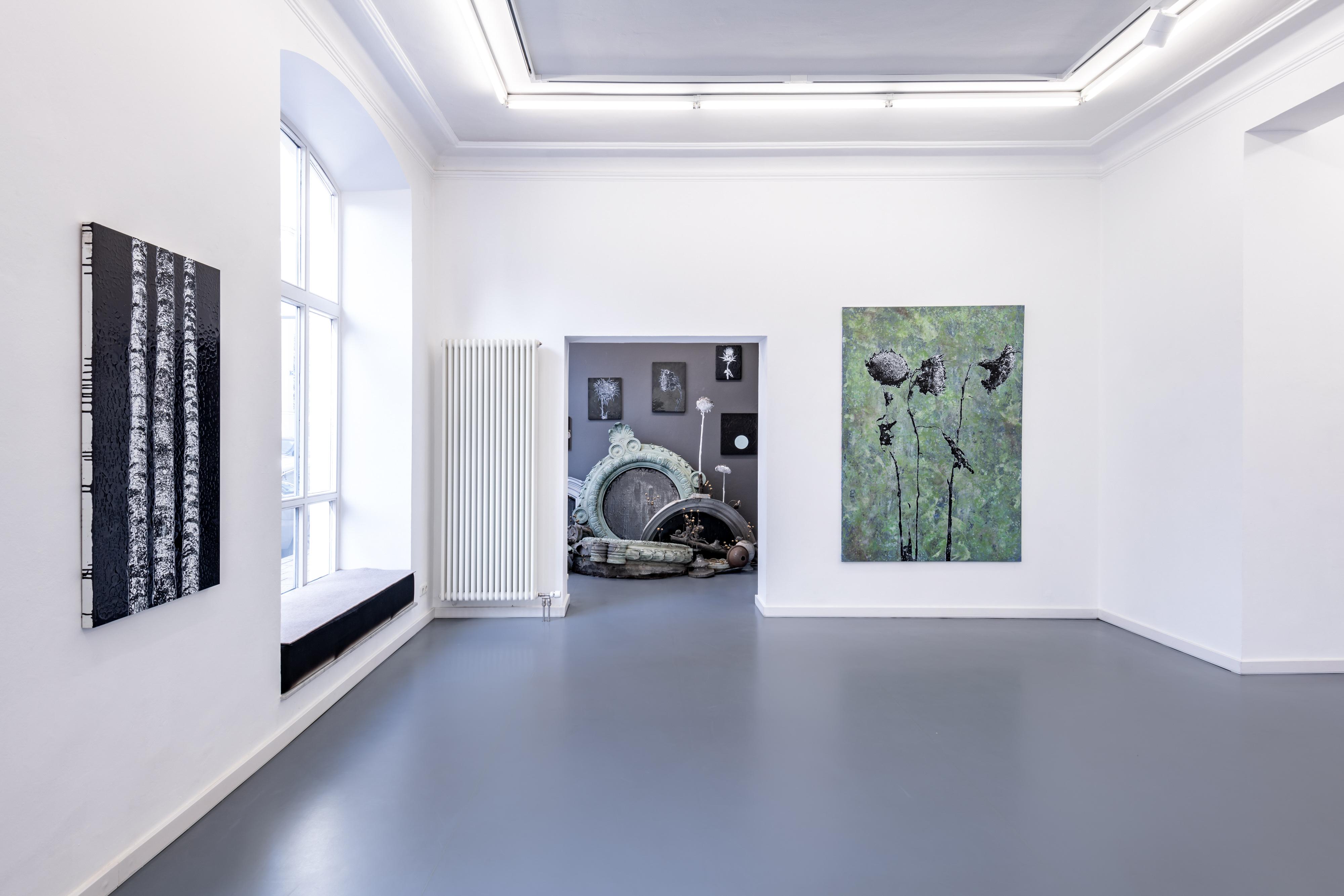 Galerie Andreas Binder 2018
