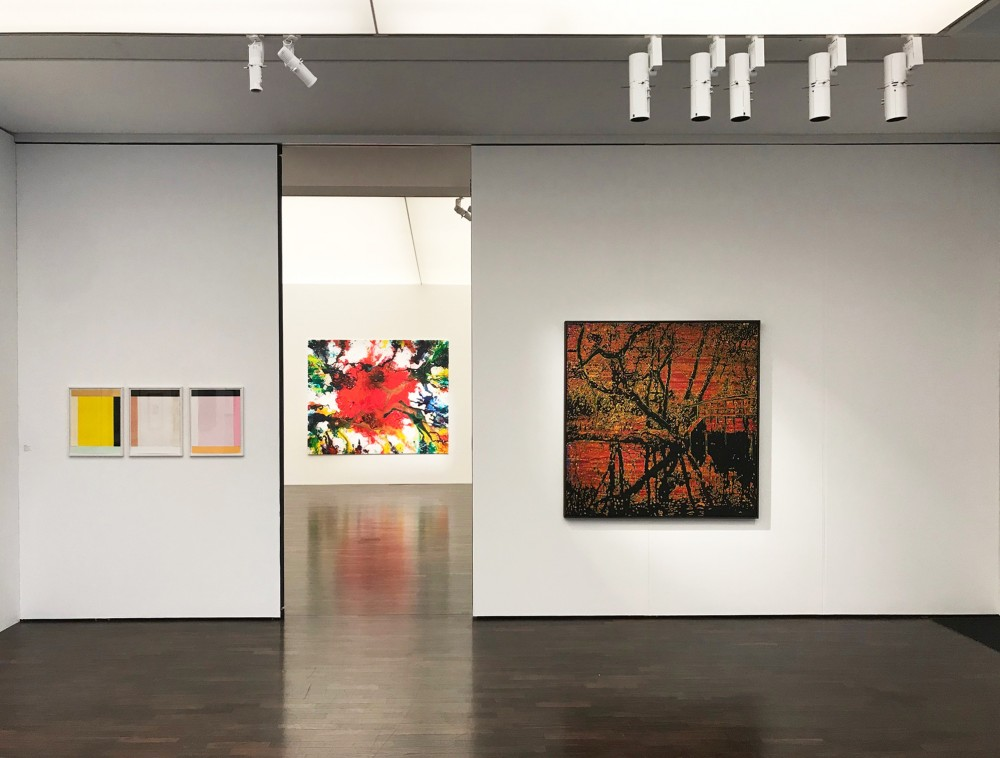 Galerie Thomas 2018